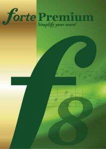 hadi indir Forte Notation FORTE 10 Premium Müzik Programı