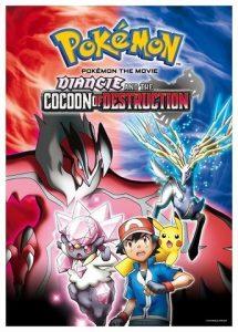 Pokemon the Movie Diancie and the Cocoon of Destruction Türkçe Dublaj Haydi İndir