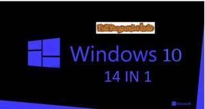 Windows 7 AIO 13in1 2018 MSDN + Setupla Kurulum Aralık