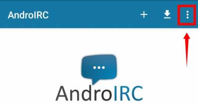 AndroIRC