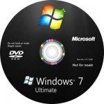 Windows 7 Ultimate SP1 Türkçe İndir 2020 x64 bit Temmuz