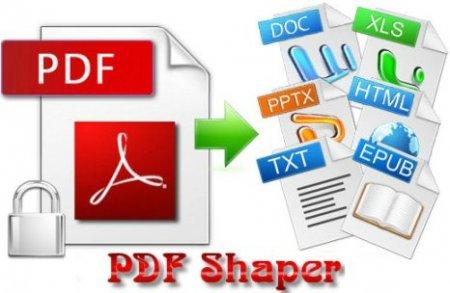 PDF Shaper İndir-Full v11.4 PRO